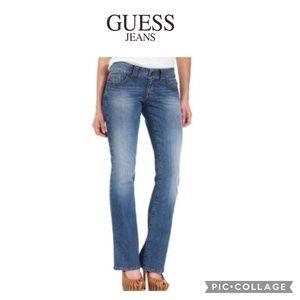 Vintage Guess Daredevil bootcut jeans